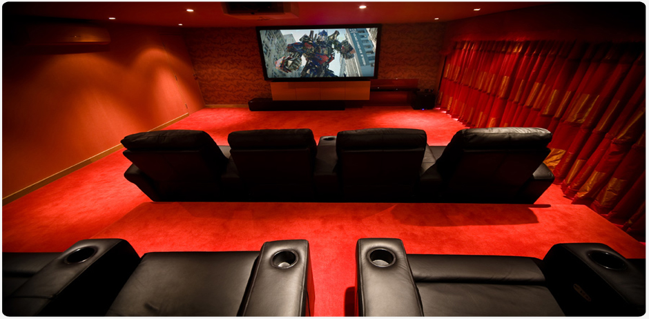 Techno Smart Home Theater